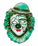 Clown mask Stock Photography
