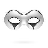 Clown, masque de pantomime Photo libre de droits