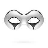 Clown, mime mask royalty free illustration