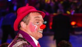 Clown, Monte Carlo Festivals royalty-vrije stock foto's