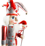 Clown nutcracker Stock Photos