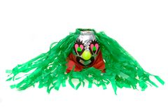 Clown pinata 3 Royalty Free Stock Images