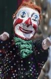 Clown Puppet Stock Photo