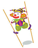 Clown series Royalty Free Stock Photography