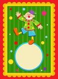 Clown Sign illustration de vecteur