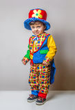 Clown suit Stock Image