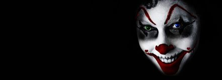 Clown, Supervillain, Fictional Character, Joker Royalty Free Stock Photography