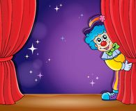 Clown thematics image 2 Royalty Free Stock Photography