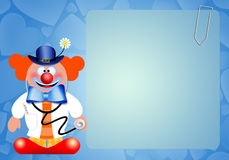 Clown Therapy Image stock