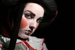 Clown Triste Photographie stock libre de droits