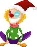 Clown vector Royalty Free Stock Photography