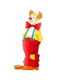 Clown vector illustration Stock Photos
