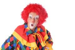 Clown, veille de la toussaint photo stock