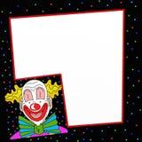 Clown wallpaper Stock Photography