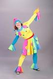 clown4 Стоковое Фото