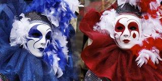 Clowne lizenzfreies stockfoto
