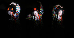 Clowne Lizenzfreie Stockbilder