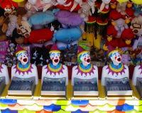 Clowne Lizenzfreie Stockfotos