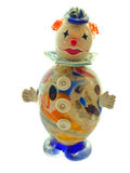 clownexponeringsglas Arkivbild