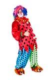 clownferie Royaltyfria Bilder