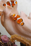 Clownfish amongst reef Royalty Free Stock Photography