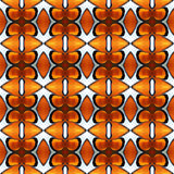Clownfish Art Background Lizenzfreie Stockbilder