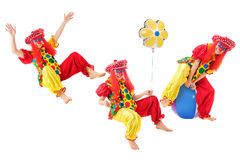 Clowning Around Royalty Free Stock Photo
