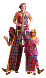 Clowns Photo stock