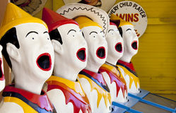 Clowns Stock Afbeeldingen