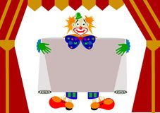 Clowns Royalty Free Stock Photography