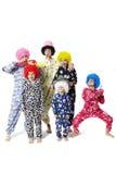 Clowns Stock Photos