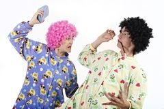 Clowns Royalty Free Stock Photos