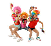 Clowns Stock Photography