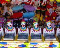 Clowns Royalty-vrije Stock Foto's