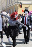 clowns Royalty-vrije Stock Fotografie