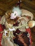 clowntoy Arkivbild