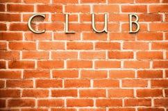Club Royalty Free Stock Image
