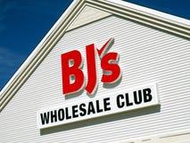 Club al por mayor de BJ Imágenes de archivo libres de regalías