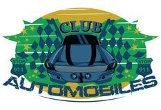 Club automobiles Stock Photo