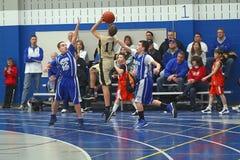 Club Basketball Stock Image