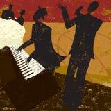 Club Cantante illustrazione vettoriale