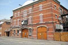 Club chemistry nightclub. Photo of club chemistry nightclub located in the city of canterbury kent Royalty Free Stock Image