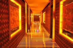 Club Corridor Royalty Free Stock Image
