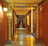 Club Corridor Royalty Free Stock Photos
