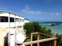 Club d'Anguilla Photographie stock