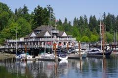 Club d'aviron de Vancouver Photos stock