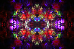 Club dancers pattern. Pattern made from image of dancers at fabric nightclub, london royalty free stock photography