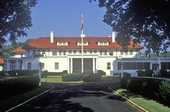Club de campo de Columbia, Bethesda, Maryland Imagen de archivo