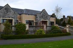 Club de campo en el señorío de Adare en Adare Irlanda Imagenes de archivo