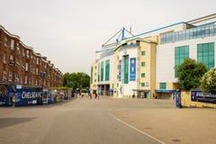 Club de Chelsea Football fotos de archivo libres de regalías